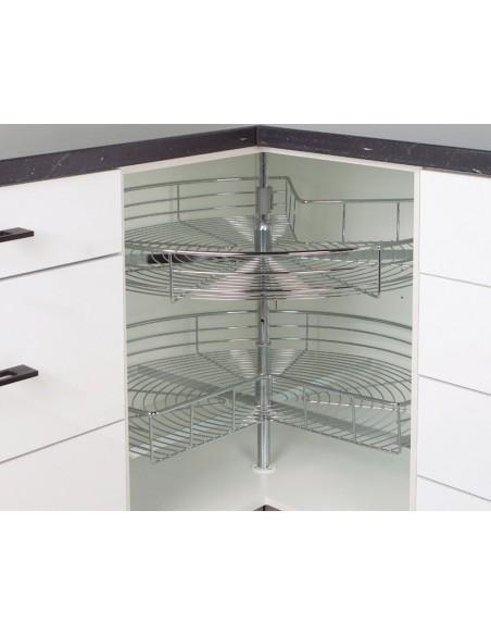Cesto giratorio interior armarios de cocina